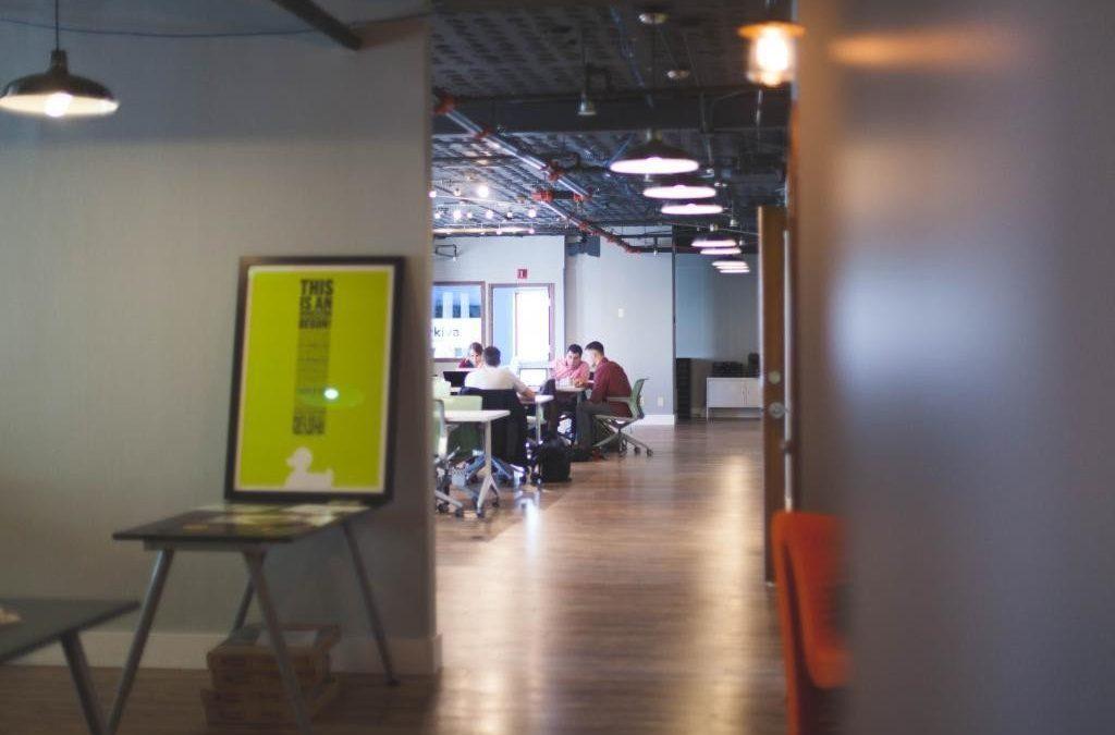 10 sposobów na kreatywne biuro