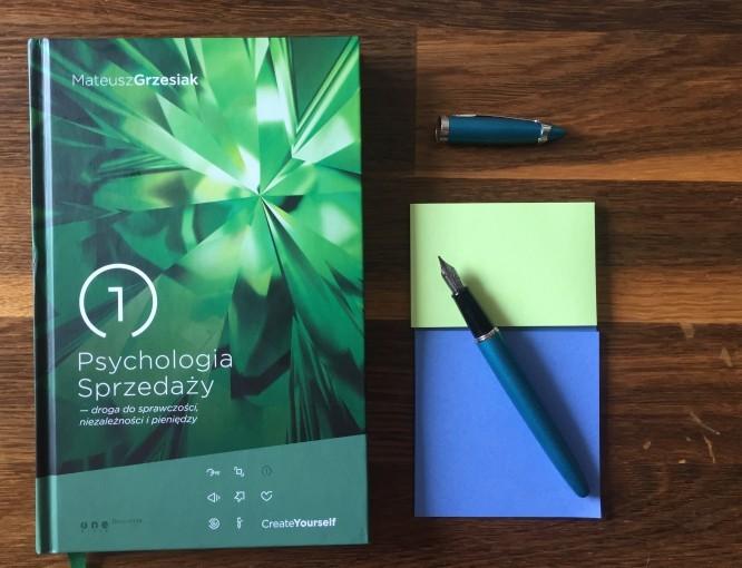 Psychologia sprzedaży, Mateusz Grzesiak
