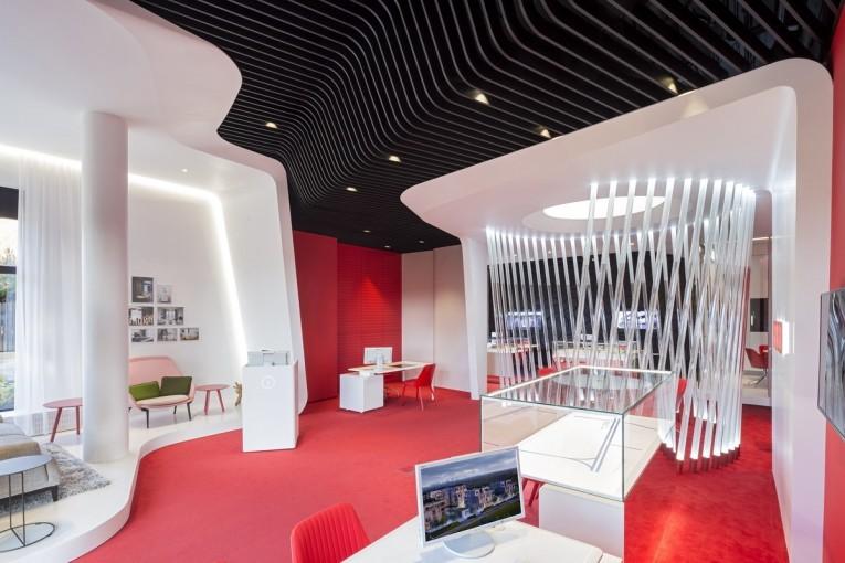 Designerski Salon Sprzedaży firmy Profbud otwarty