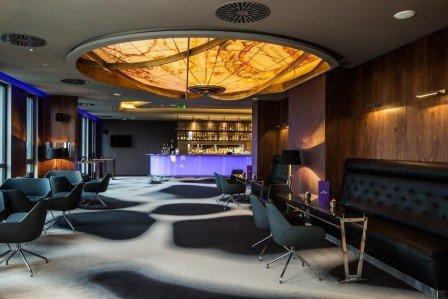 Airport Hotel Okęcie**** w Warszawie. Inteligentny i retro-nowoczesny