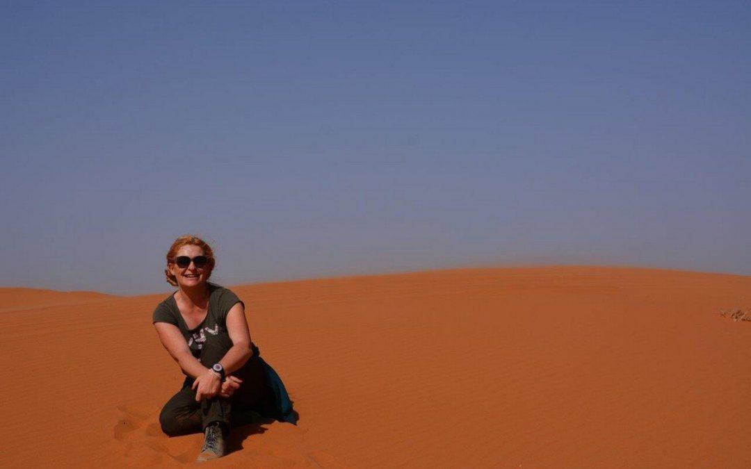 Estera Hess: Mam oko na Maroko