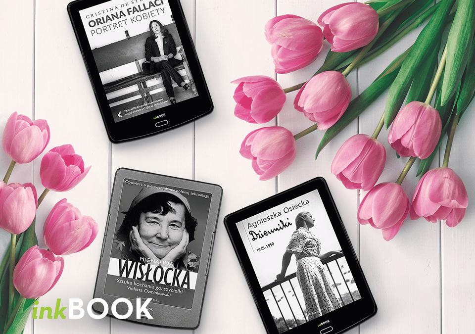 9 ebooków, które warto przeczytać wiosną