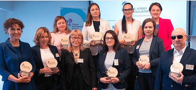 Ludzie, którzy zmieniają biznes – laureaci nagród Forum Odpowiedzialnego Biznesu