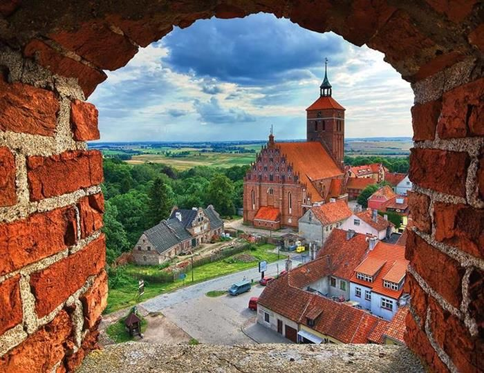 Cudze chwalicie, swego nie znacie: weekend w Polsce