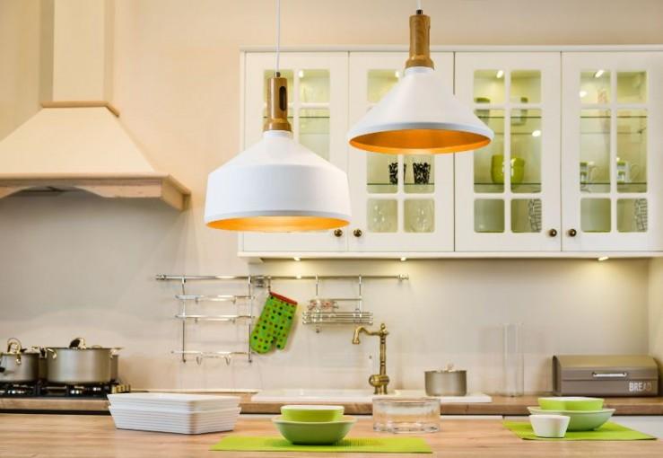 Kuchnia jeszcze smaczniej oświetlona