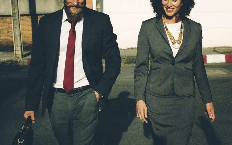 Biznesowo i stylowo w upały