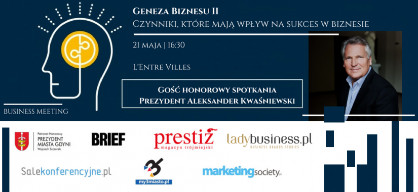 Geneza Biznesu II z Prezydentem Aleksandrem Kwaśniewskim