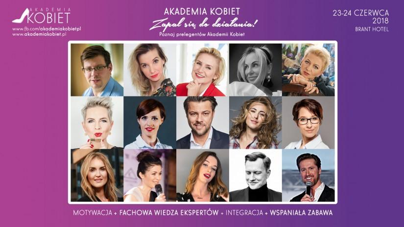 Akademia Kobiet już po raz trzeci!