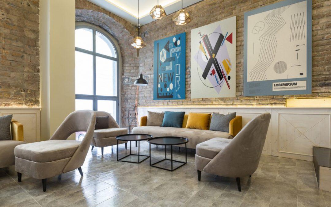 Hotelowe wnętrza – jak zwabić Klienta?