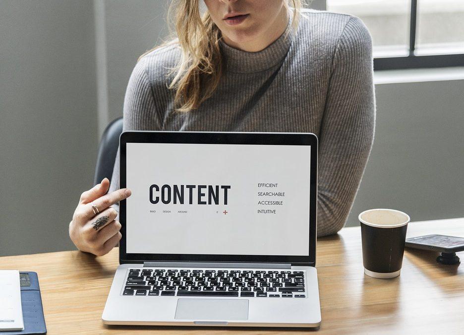 5 elementów prawa autorskiego w biznesie. Część III: content to podstawa
