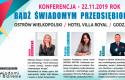 Ostrów Wielkopolski: 3 Konferencja Świadomi w Biznesie