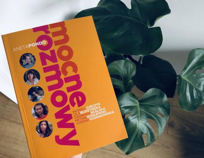 Mocne rozmowy mocno poruszą wiele serc – recenzja książki Anety Pondo