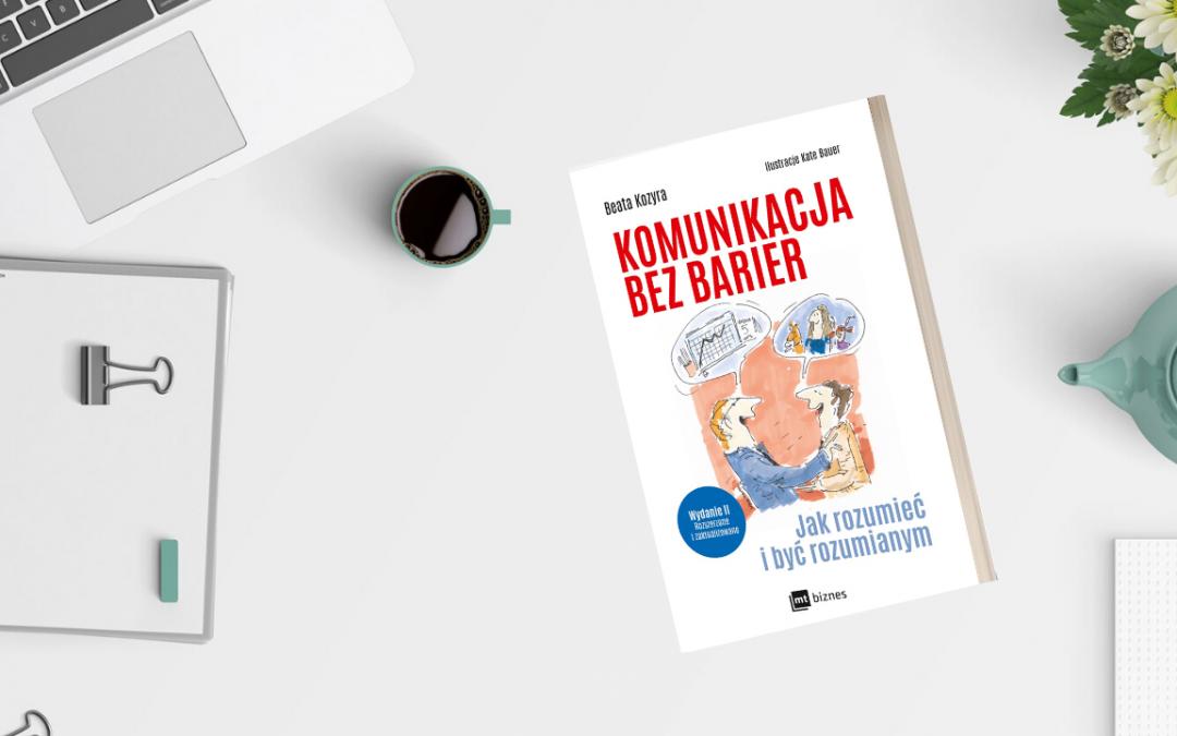 Komunikacja bez barier – recenzja książki Beaty Kozyry