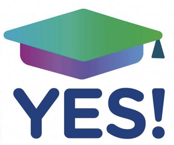 Szkoła Języka Angielskiego YES - logo