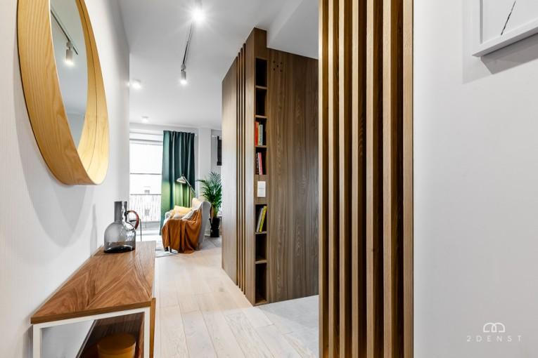 Katarzyna Denst: 3 podpowiedzi jak ukryć słup lub pion wentylacyjny w mieszkaniu