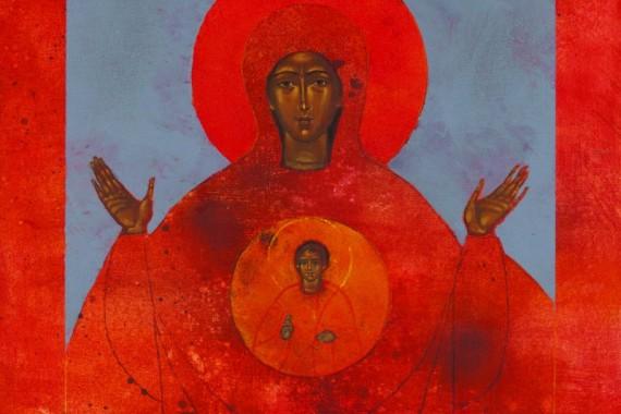 Krystyna Stawecka: Ikona współczesna to nowa przestrzeń czasu i świadomości