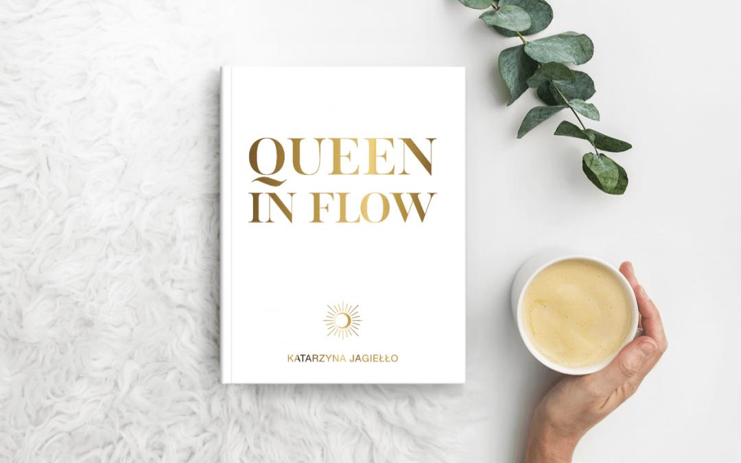 książka queen in flow