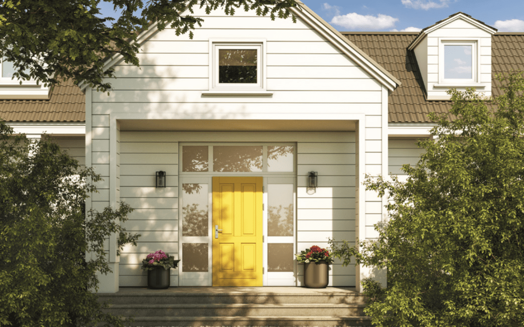 100 pięknych inspiracji w nowym katalogu drzwi zewnętrznych CAL