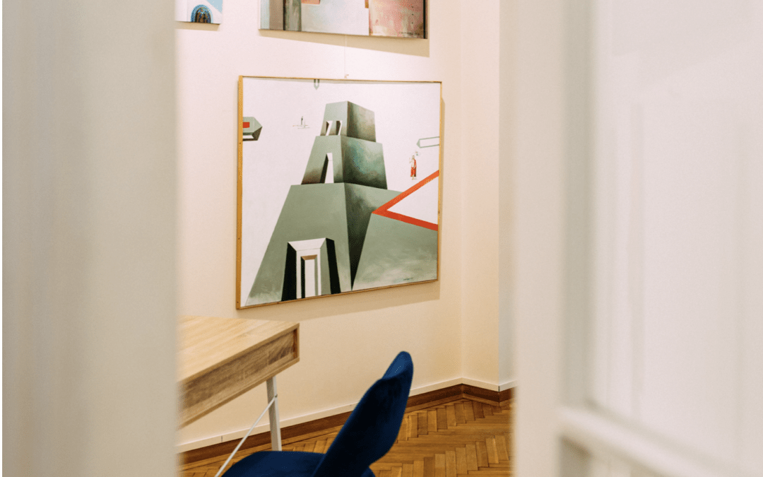 Jak wybrać pierwszy obraz do mieszkania? Poznaj 9 zasad