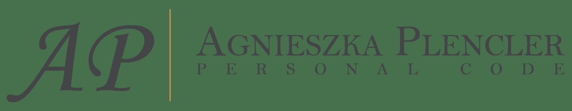 Agnieszka Plencler- Personal Code