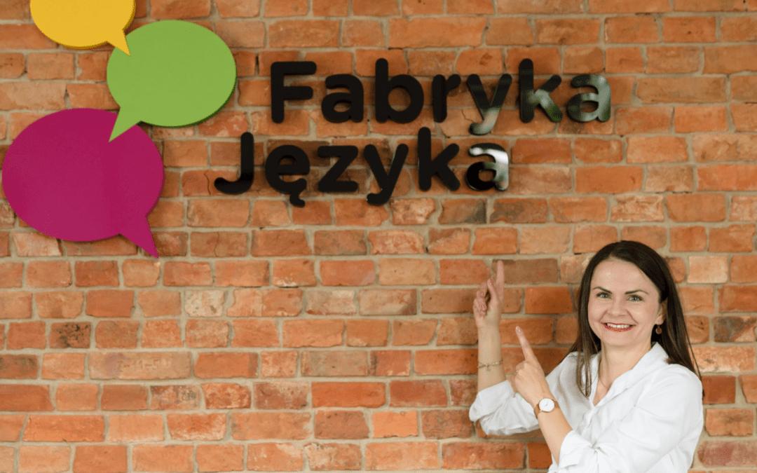 W nauce języka liczy się satysfakcja z postępów i pozytywne nastawienie – wywiad z Małgorzatą Szaflarską-Gil