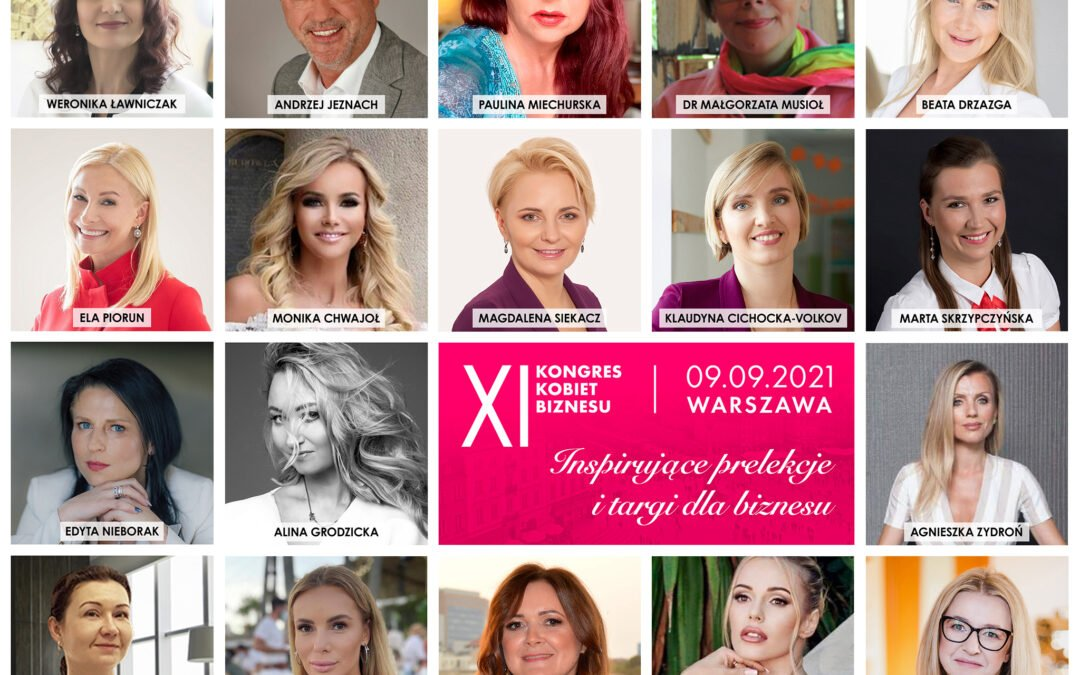 9.09 Warszawa: XI Kongres Kobiet Biznesu